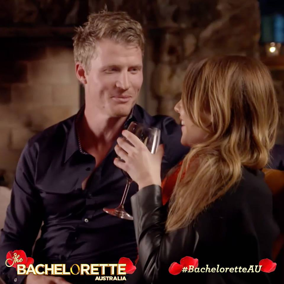 The Bachelor on the new season of Ten's reality dating show, Richie Strahan, was a contender on the first season of The Bachelorette Australia with Sam Frost.