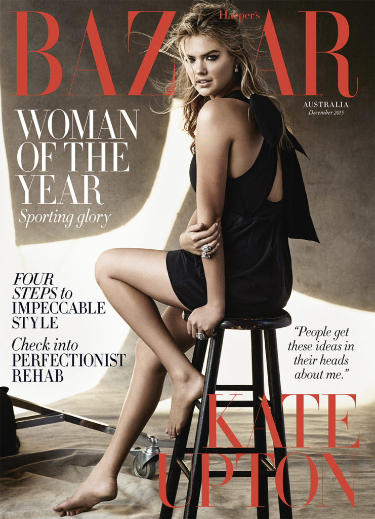 The Kate Upton cover