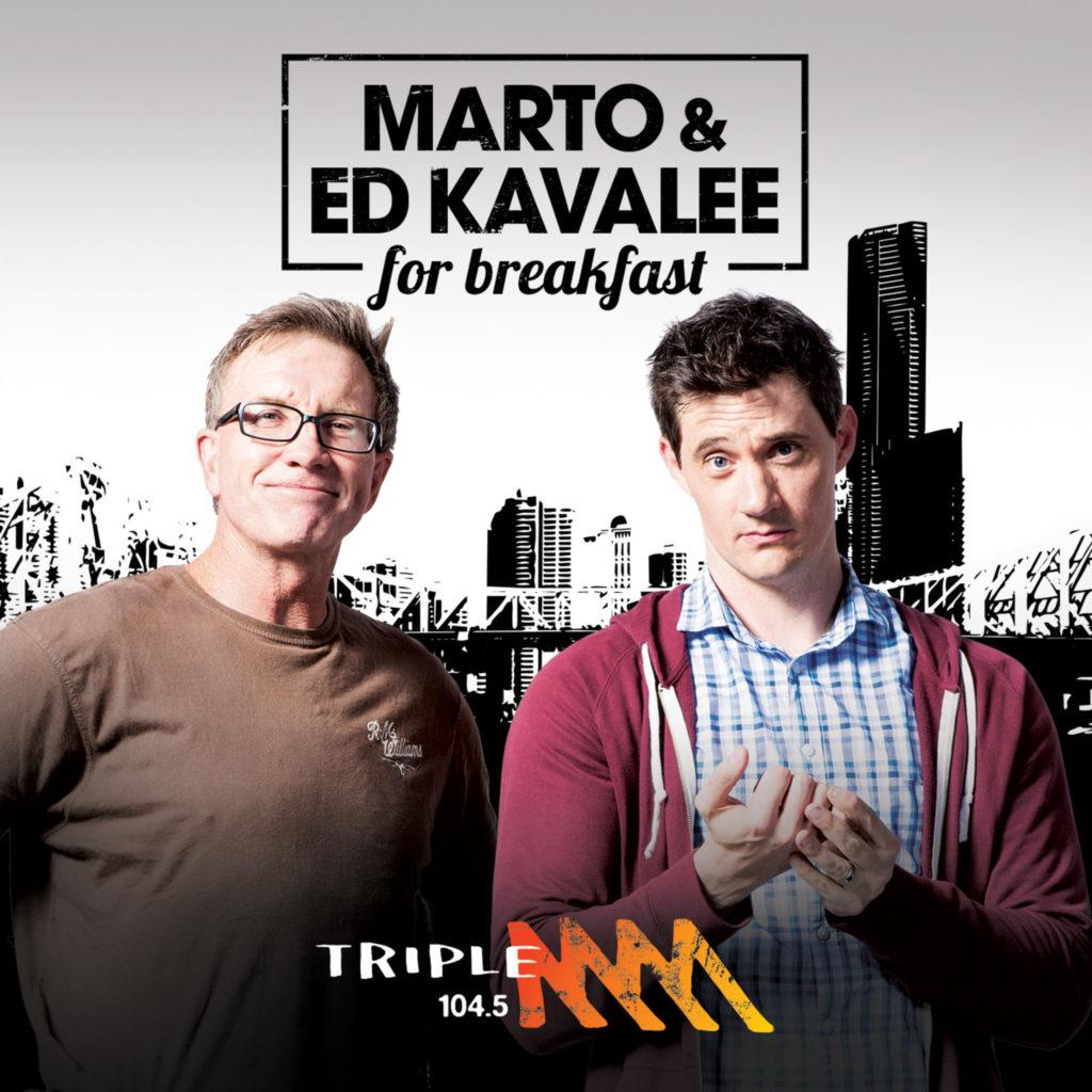 Marto & Ed Kavalee