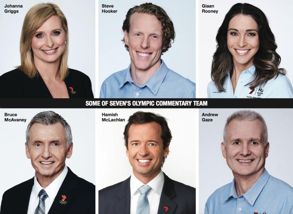 Seven Commentary Team