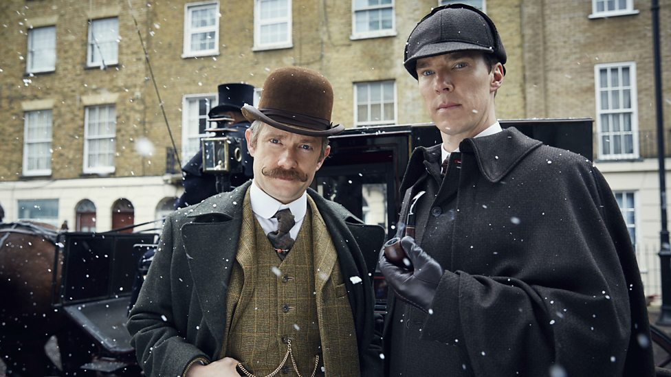Sherlock- The Abominable Bride