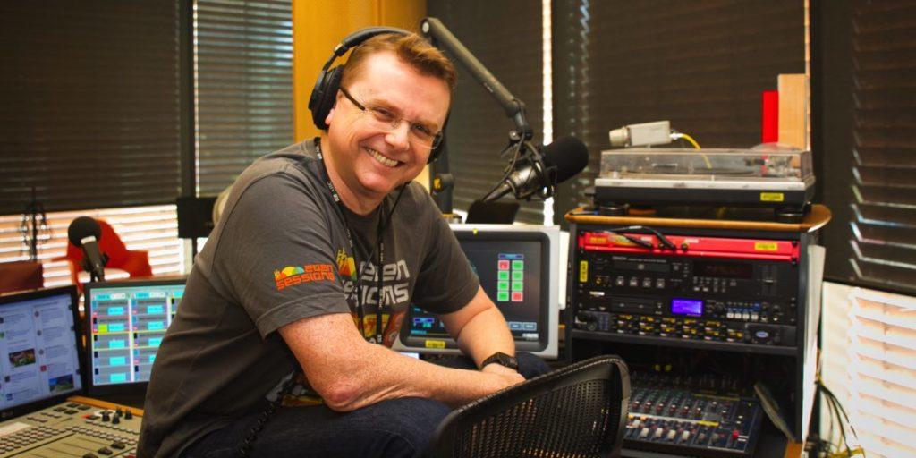 612 ABC Brisbane breakfast host Spencer Howson