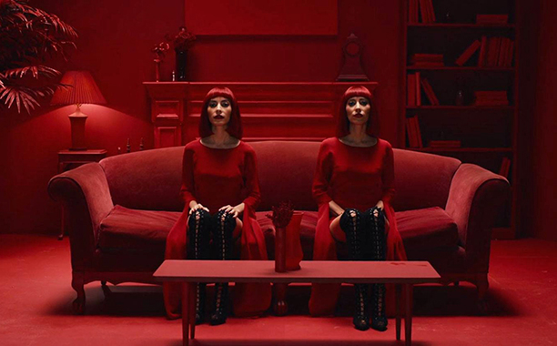 "The Veronicas' ""In My Blood"" music video"