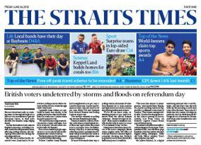 singapore-the-straits-times