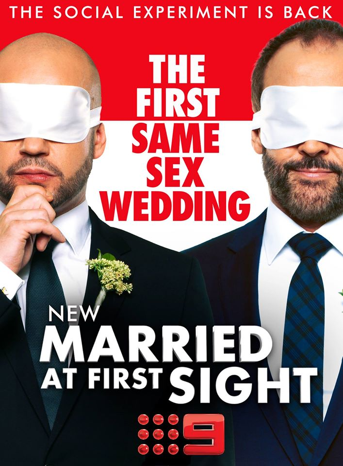 Married At First Sight S3 poster