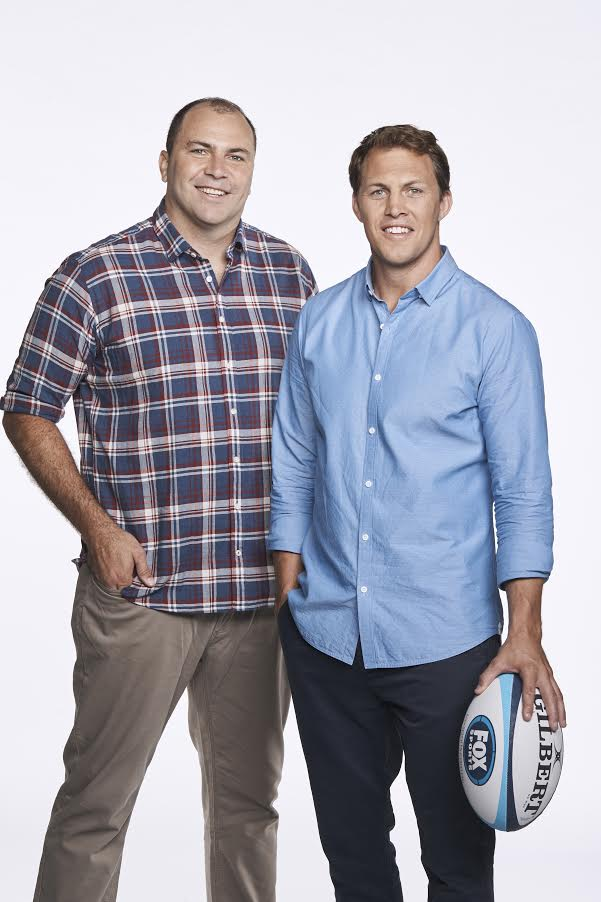Fox Sports new recruits Sean Maloney and Stephen Hoiles