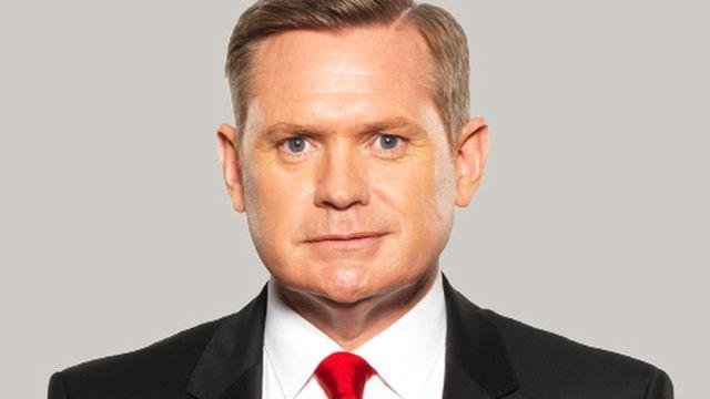 Former 60 Minutes host Michael Usher
