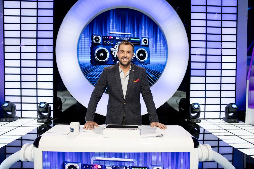 Host Darren McMullen