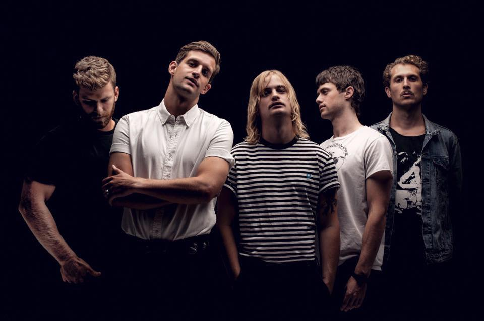 Australian pop rock band The Reubens