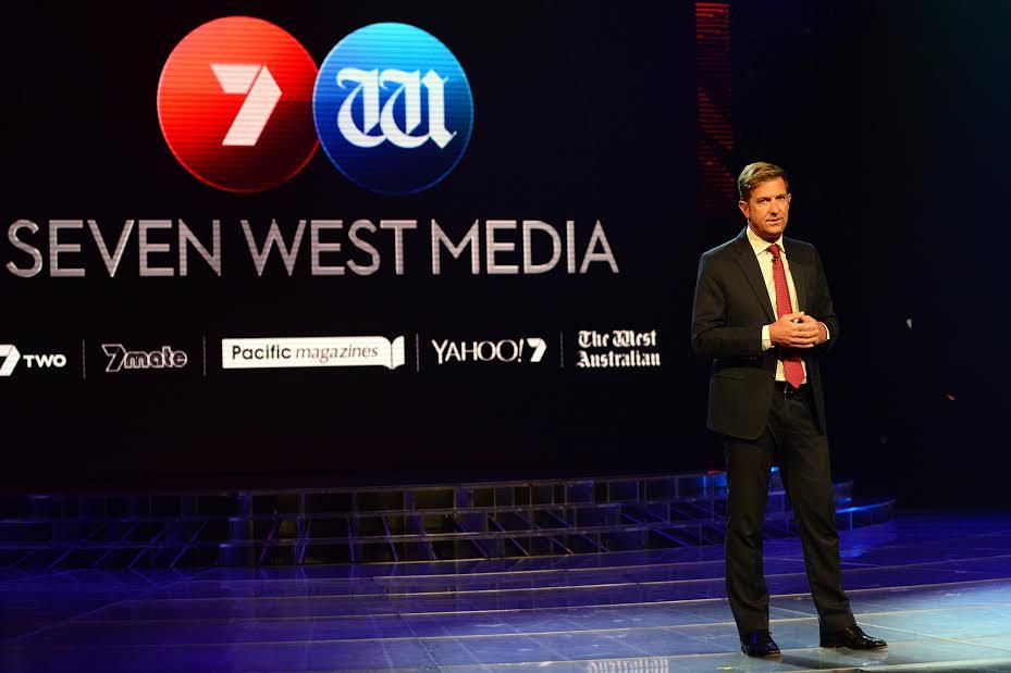Seven West Media's Tim Worner