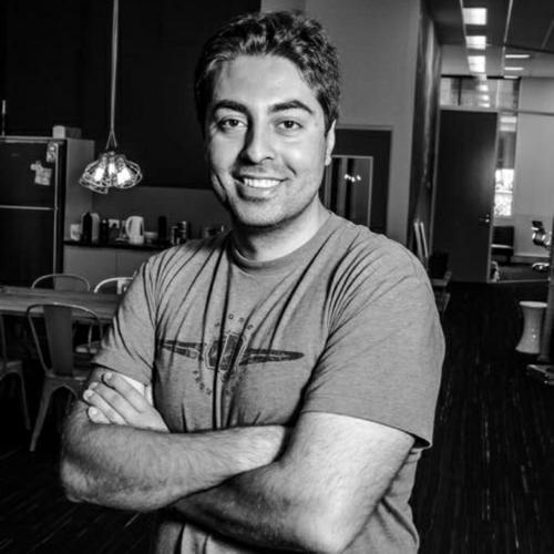CarAdvice founder Alborz Fallah