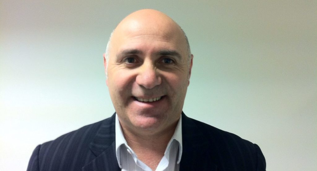 Chris Giannopoulos pictured and GM Jodie Simm were also key players in the negotiations