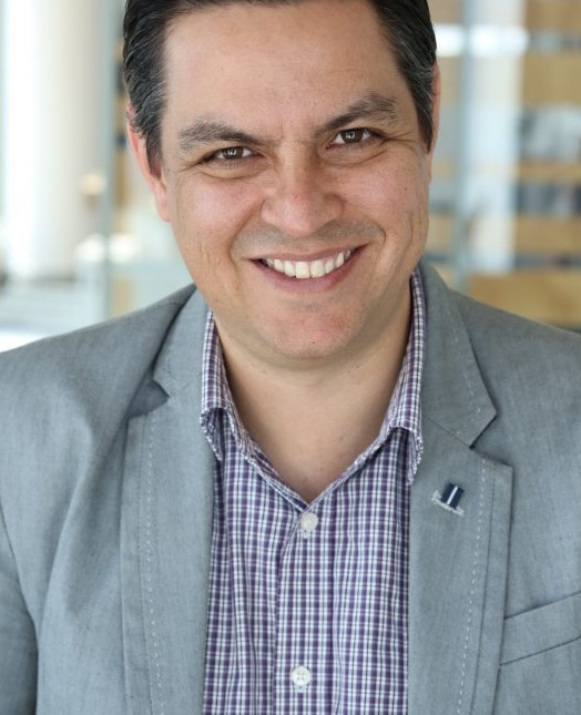 ABC TV's new head of indigenous Kelrick Martin
