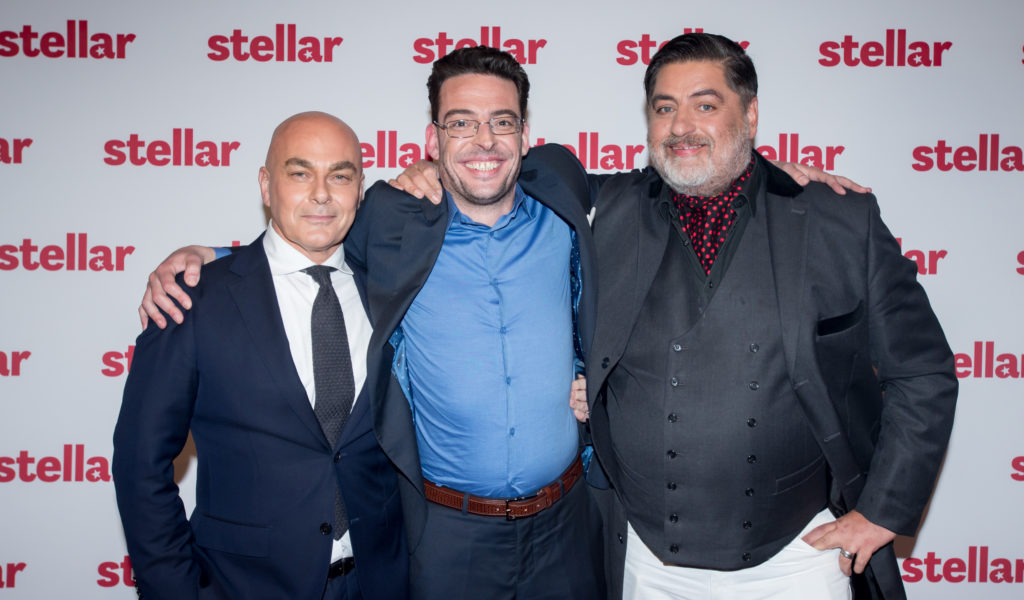 Neale Whitaker, Joe Hildebrand, Matt Preston