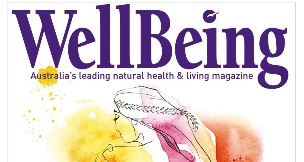Image result for wellbeing australia magazine logo