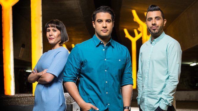 SBS2's nightly news show The Feed, presented by Jeanette Francis, Marc Fennell and Patrick Abboud, will be carried over to SBS Viceland