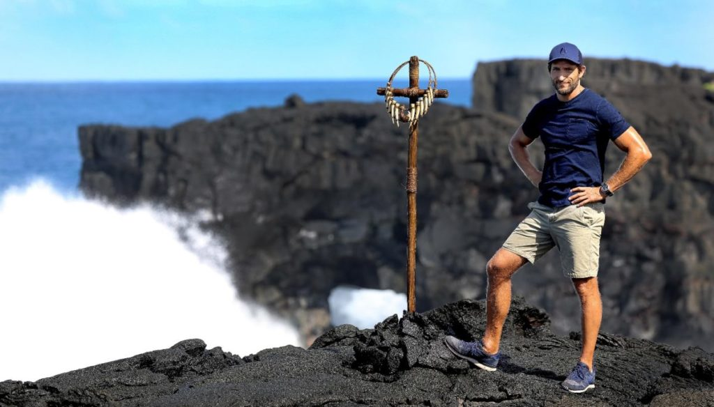 Australian Survivor host Jonathan La Paglia
