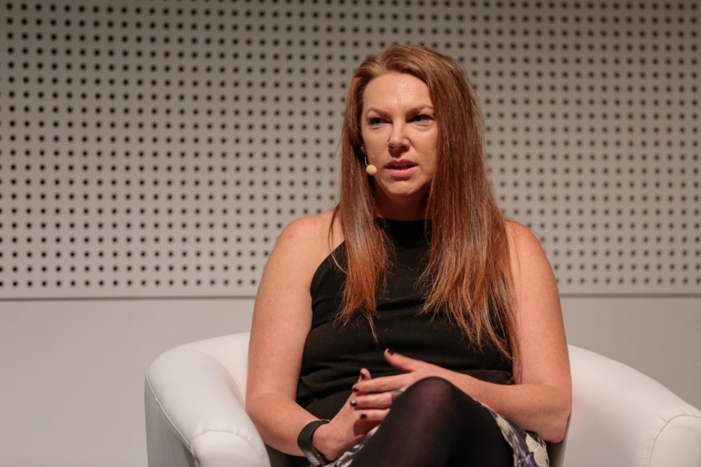 Tanya Simpson, Integration and Marketing Director Nova Entertainment Melbourne