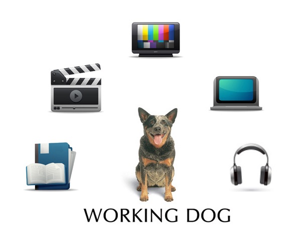 working-dog-logo