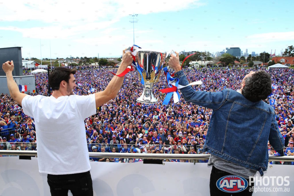 Photo by Michael Dodge / AFL Media