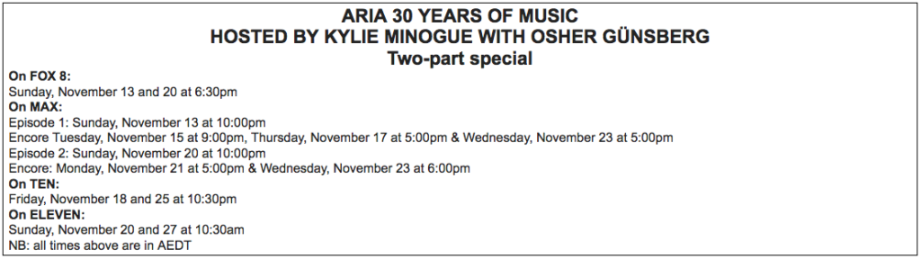 aria-30-years-of-music-schedule