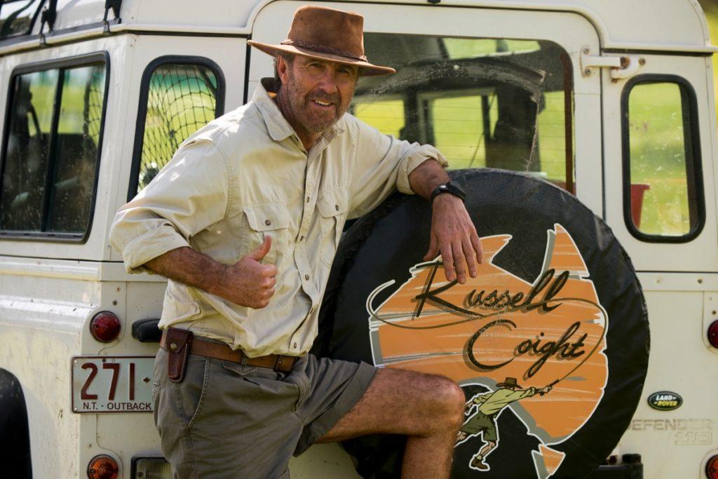 Glenn Robbins in All Aussie Adventures