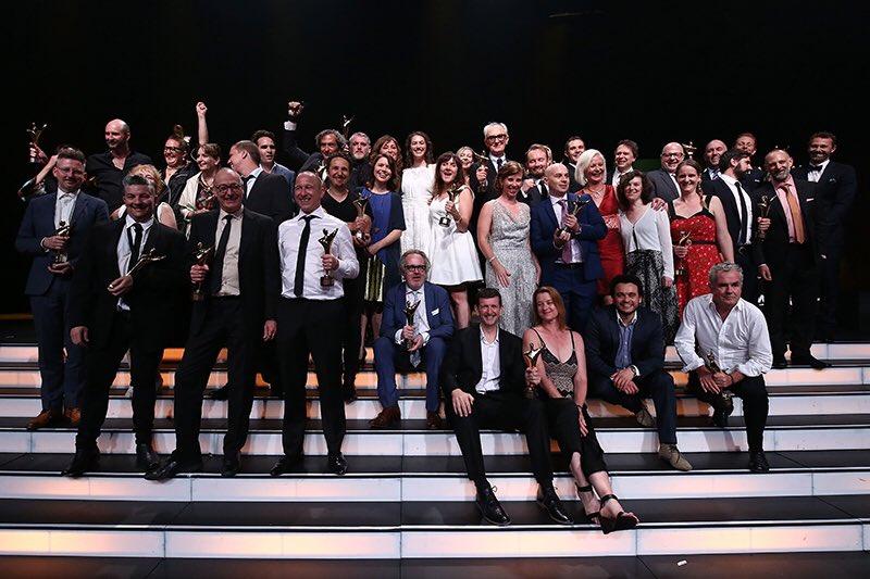 The AACTA winners