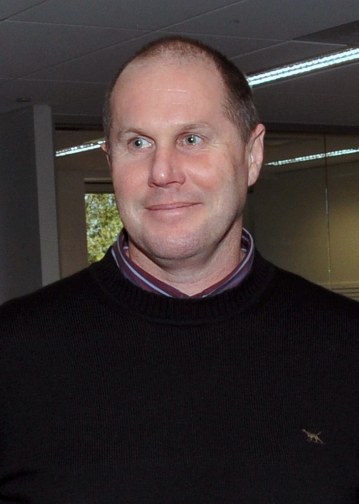 Darren Wick