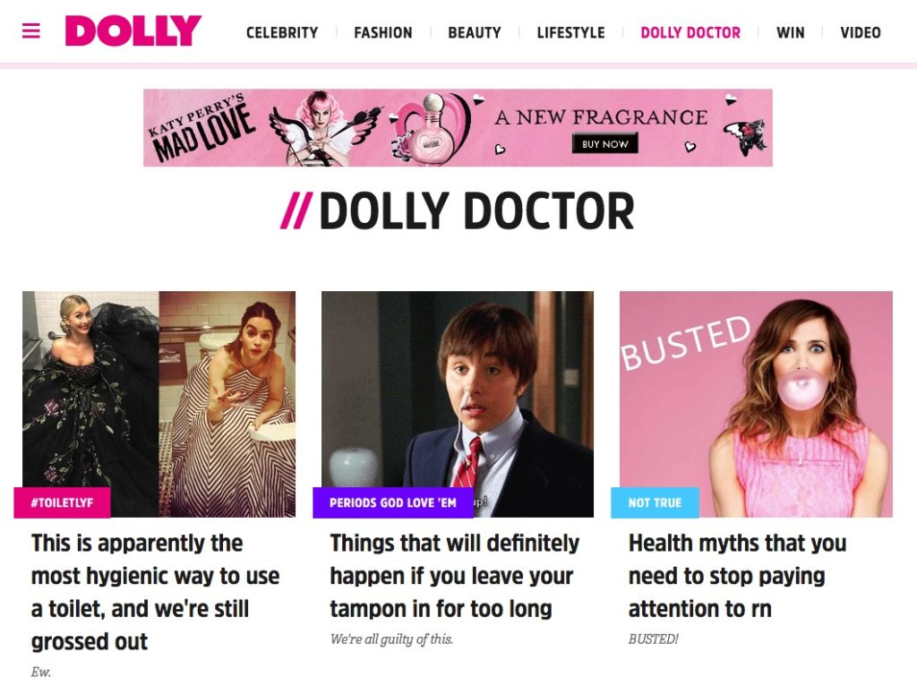 dolly-doctor