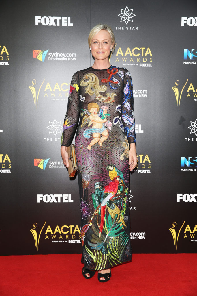 Marta Dusseldorp  (Photo by Caroline McCredie/Getty Images  for AFI)
