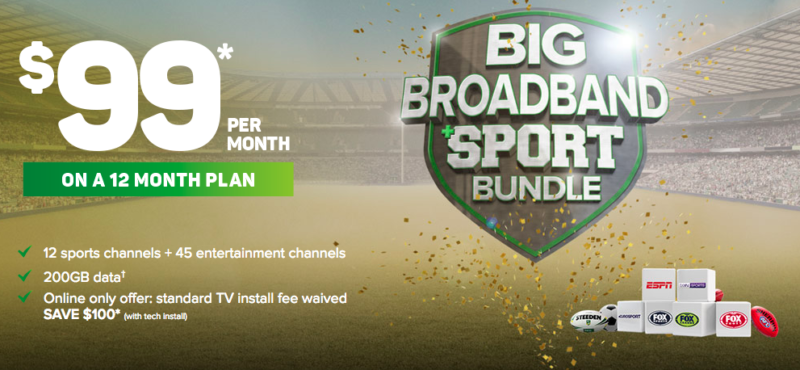 Foxtel bundles sport and broadband in new deal mediaweek the offer features 12 sports channels including foxsports 1 5 fox footy bein sports 1 3 espn 1 2 and eurosport subscribers can watch every game of every publicscrutiny Image collections