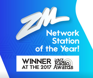 ZM Network Was Named Station Of The Year At New Zealand Radio Awards Held In Auckland This Week 47 Eight Were Premier