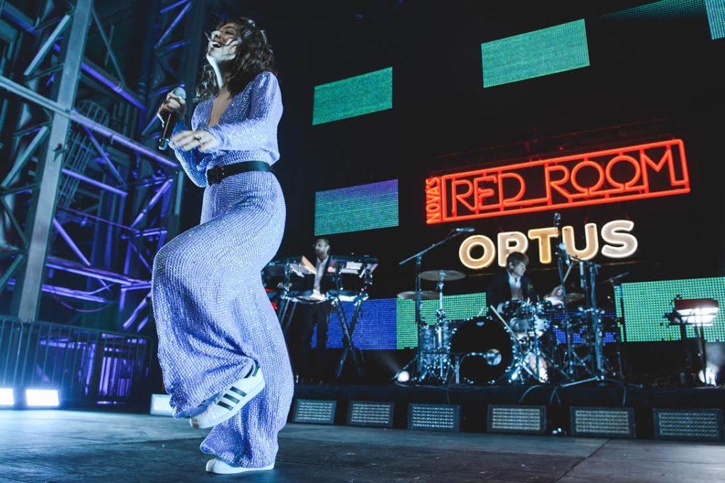 Nova S Red Room Lorde