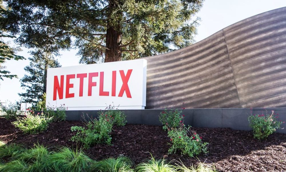 "Netflix loses its chief financial officer David Wells after ""14 wonderful years"""