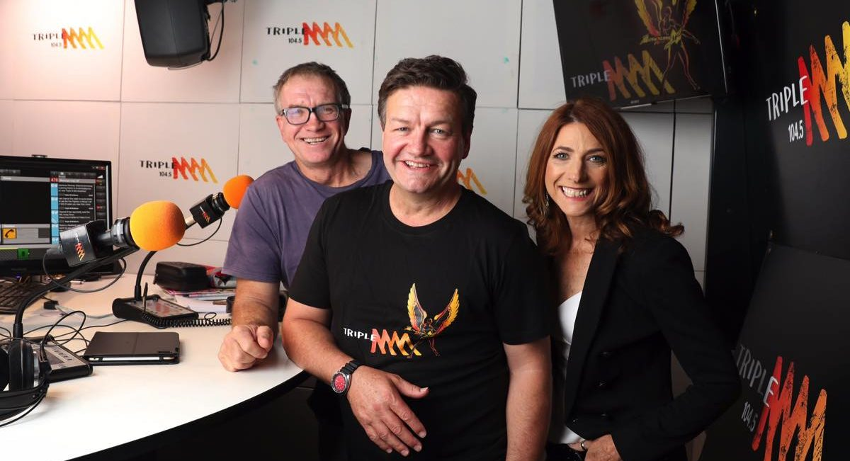 Lawrence Mooney To Replace Ed Kavalee At Triple M Brisbane