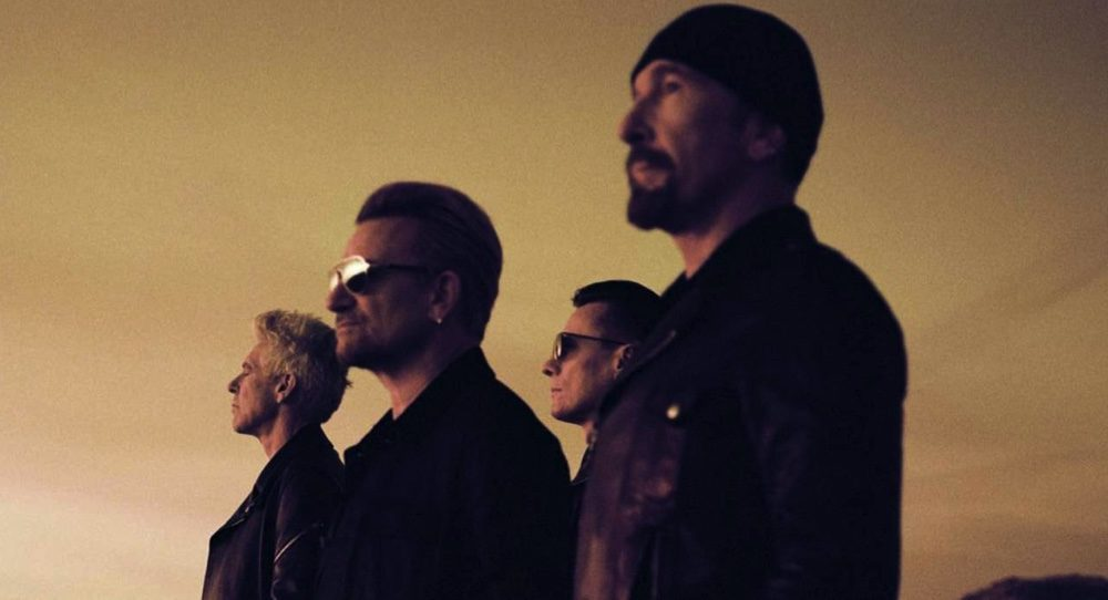 U2 To Be Honoured With The Global Icon Award At The 2017