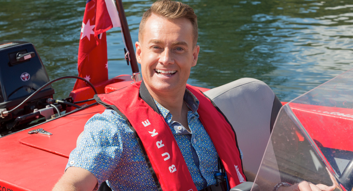 Ten s living room returns with guests grant denyer jamie for The living room channel 10 hosts