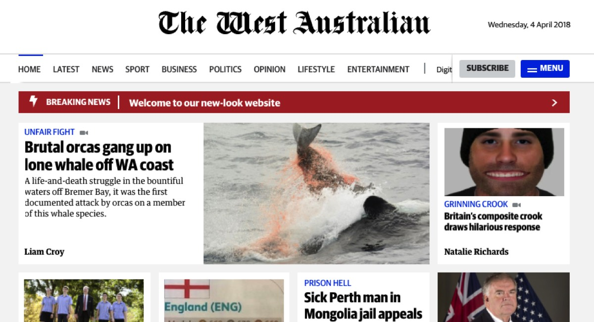 Backed By Seven West Medias Integrated Newsroom Which Harnesses The Power Of Australian Sunday Times PerthNow And 7 News Perth