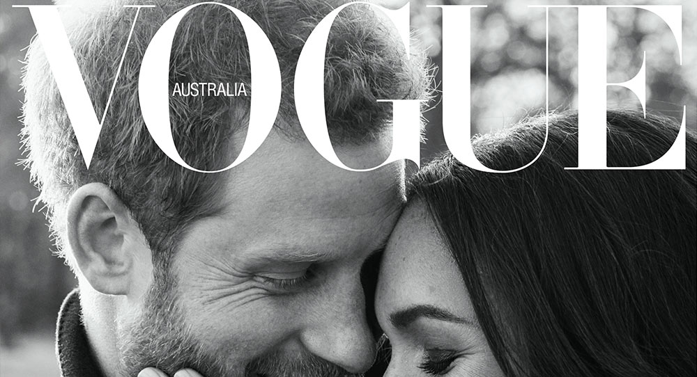 Vogue australia to document royal wedding history in one off special the 156 page special issue will celebrate the history of royal weddings junglespirit Gallery