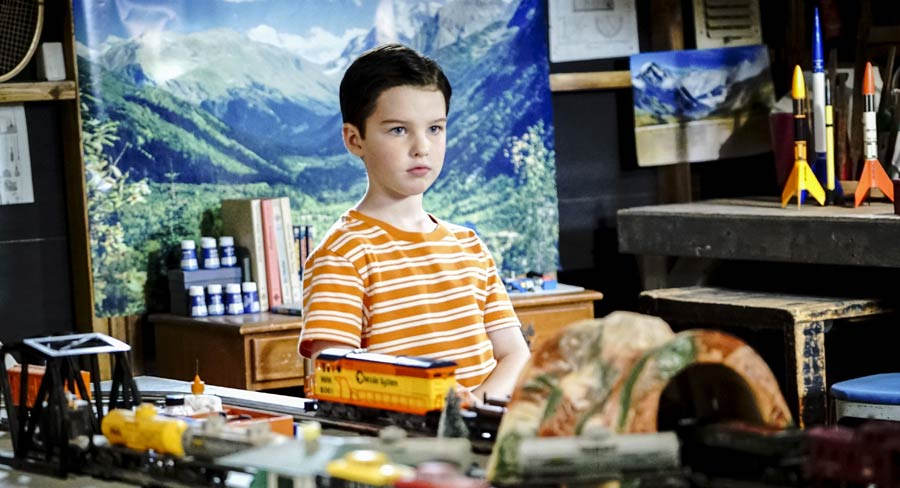 Young Sheldon cast coming to the Goldie for TV Week Logie Awards