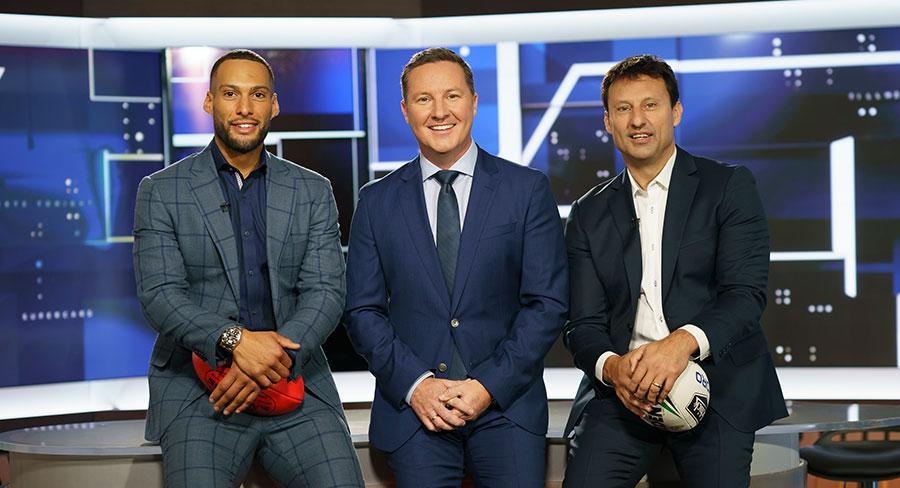 Network Ten confirms return of Sports Tonight: Primetime Sundays