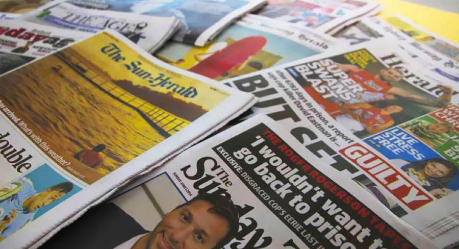 Fairfax Media lifting the cover price of daily metro newspapers