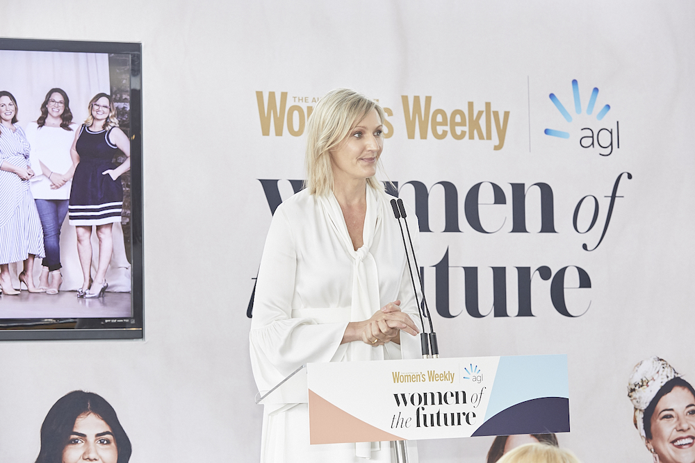 The Australian Women's Weekly celebrates young women at sixth annual Women of the Future event