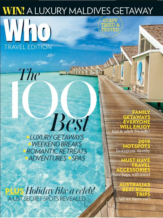 Pacific Magazines launches The Who 100 List: special travel