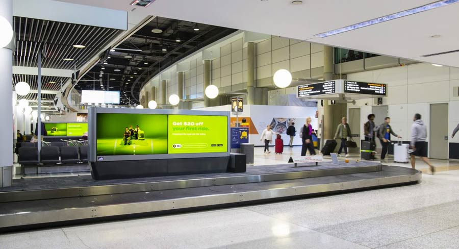 Brisbane Airport extends 18-year outdoor partnership with oOh!media
