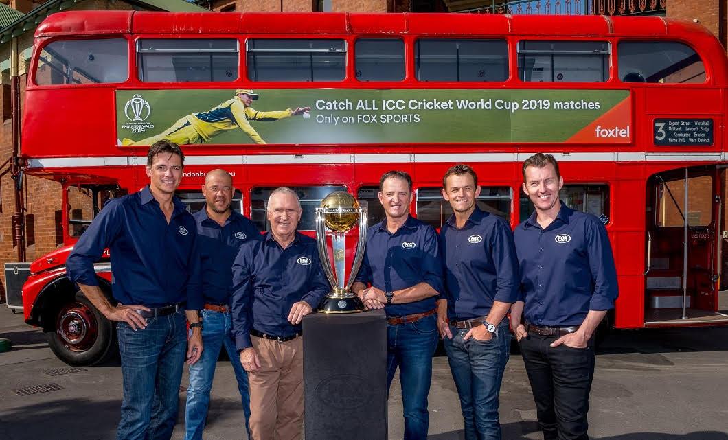 TV Guide: Cricket World Cup Australia v New Zealand on Fox
