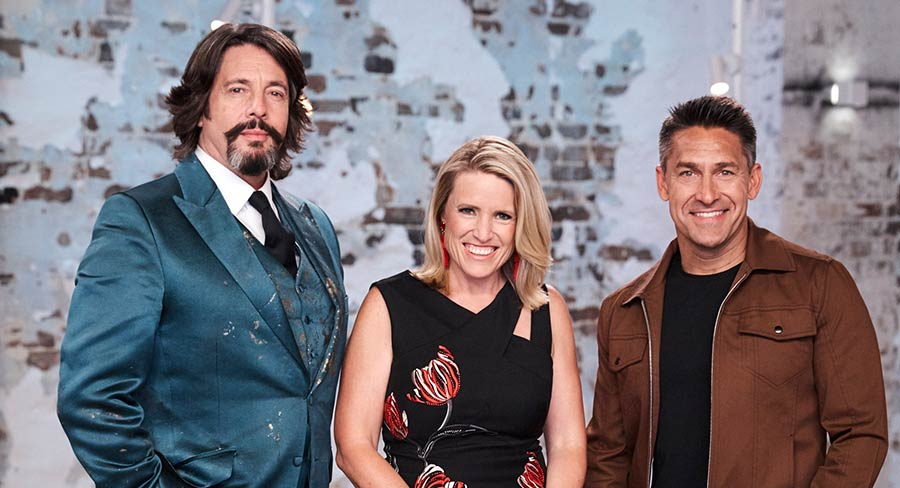 Jamie Durie: Back at Seven on House Rules, another show soon