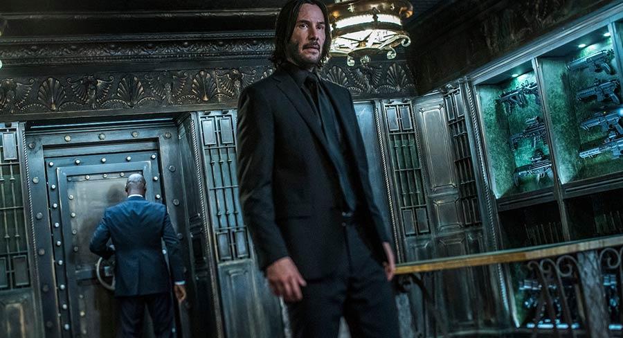 Box Office: Avengers: Endgame falls to John Wick