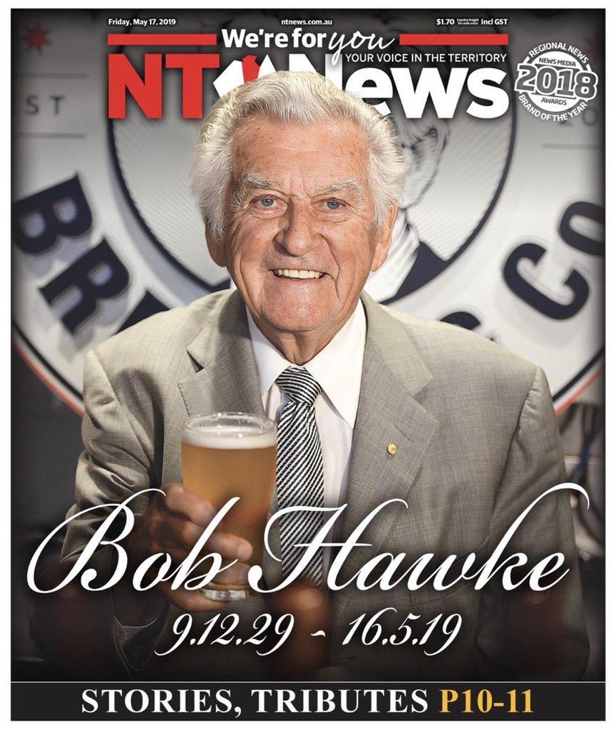 Mediaweek Roundup: Media remembers Bob Hawke, Federal Election + more
