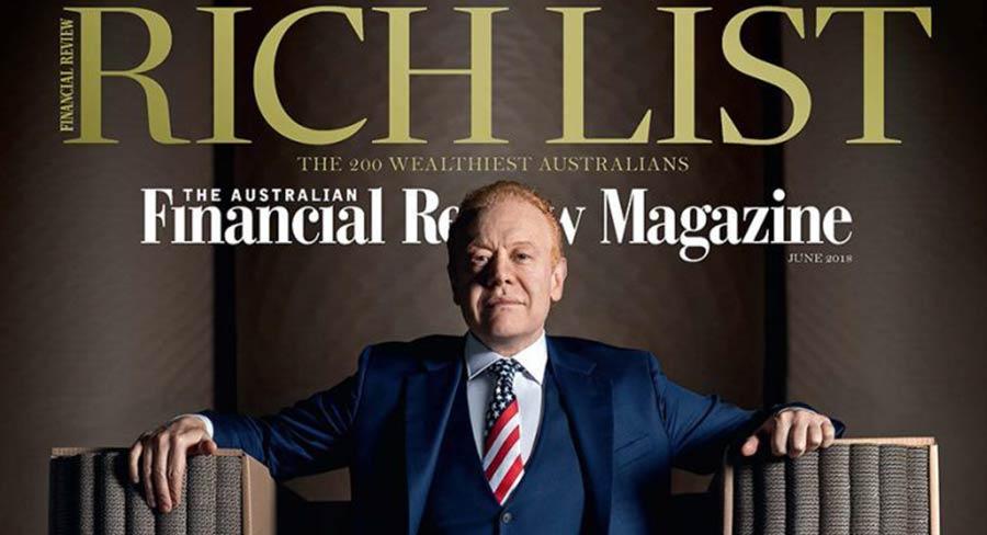 Mediaweek Roundup: Seven West Media, QMS, The AFR's Rich List